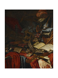 Memento Mori Giclee Print by Vincent Laurensz van der Vinne