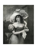 Portrait of a Woman, 18th Century Giclee Print by  Nicholas