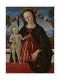 The Virgin and Child, C. 1473 Giclee Print by Fiorenzo Di Lorenzo