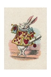 The Herald, 1930 Giclee Print by John Tenniel