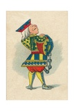 The Knave, 1930 Giclee Print by John Tenniel