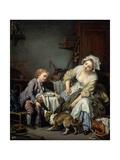 Spoilt Child, 1765 Giclee Print by Jean-Baptiste Greuze