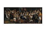 The Celebration of the Peace of Münster, 18 June 1648 Giclee Print by Bartholomeus Van Der Helst