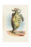 The Mock Turtle, 1930 Giclee Print by John Tenniel
