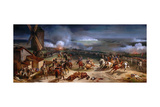 The Battle of Valmy, September 20th, 1792 Giclee Print by Horace Vernet
