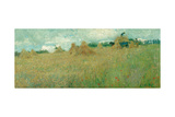 The Cornfield, C. 1900 Giclee Print by Emanuel Phillips Fox