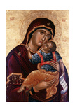 Our Lady of Tenderness (The Virgin Eleus) Giclee Print