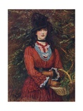 Miss Eveleen Tennant, 1874 Giclee Print by John Everett Millais