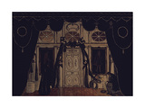 Stage Design for the Theatre Play the Masquerade by M. Lermontov, 1917 Giclee Print by Alexander Yakovlevich Golovin