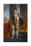 Camillo Borghese, Prince of Sulmona, Duke and Prince of Guastalla (1775-183) Giclee Print by François Pascal Simon Gérard
