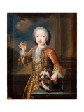 Prince Charles Alexander of Lorraine (1712-178) Giclee Print by Pierre Gobert