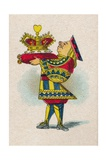 The Crown, 1930 Giclee Print by John Tenniel