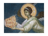 Angel with the Crown, 1321-1322 Giclee Print