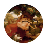 The Garden of the Hesperides, Ca 1892 Giclee Print by Frederic Leighton