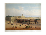 The Moscow Railway Station, 19th Century Giclee Print