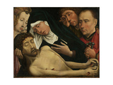 The Lamentation over Christ, C. 1510 Giclee Print by Colijn de Coter