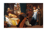 The Feigned Death of Juliet, 1856-1858 Giclee Print