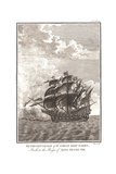 Representations of the Great Ship Harry Built in the Reign of King Henry VIII, 1793 Giclee Print by  Page