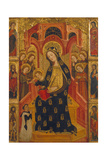 Virgin of the Angels Giclee Print by Enrique de Estencop