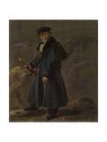 General Karol Kniaziewicz (1762-184) Giclee Print by Johan Christian Clausen Dahl