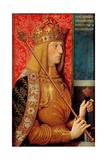 Portrait of Emperor Maximilian I (1459-151) Giclee Print by Bernhard Strigel