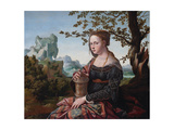 Mary Magdalene, Ca 1530 Giclee Print by Jan van Scorel