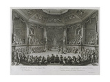 Le Grand Divertissement Royal De Versailles, July 18, 1668 Giclee Print by Jean le Pautre