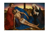 Pietà, 1436-1446 Giclee Print by Rogier van der Weyden
