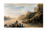 Jacques Cartier Discovered the Saint Lawrence River in 1535 Giclee Print