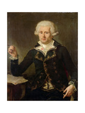 Louis Antoine De Bougainville (1729-181) Giclee Print by Joseph Ducreux