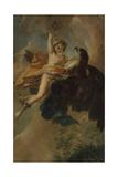 The Rape of Ganymede, 1760S Giclee Print by Stefano Torelli
