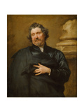 Portrait of Karel Van Mallery (1571-164) Giclee Print by Anthonis van Dyck