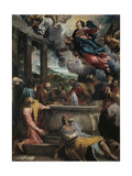 The Assumption of the Blessed Virgin Mary Giclee Print by Annibale Carracci
