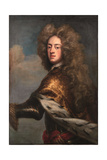 George II as Prince of Wales Giclee Print by Johann Leonhard Hirschmann