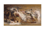 The Abduction of Proserpina Giclee Print by Pieter Paul Rubens
