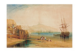 Scarborough, Morning, Boys Catching Crabs, C. 1810 Giclee Print by Joseph Mallord William Turner
