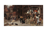 Return of the Prodigal Son Giclee Print by James Jacques Joseph Tissot