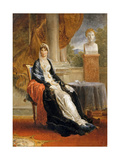Maria Letizia Buonaparte, Née Ramolino (1750-183) Giclee Print by François Pascal Simon Gérard