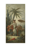 Chinese Curiosity Giclee Print by François Boucher