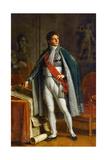 Louis Alexandre Berthier, Prince De Wagram, Duc De Valangin, Prince of Neuchâtel (1753-181), Marsha Giclee Print by Jacques Augustin Catherine Pajou