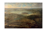 The Siege of Mons, 1691 Giclee Print by Jean-Baptiste Martin