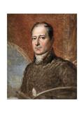 Self-Portrait Giclee Print by François Pascal Simon Gérard
