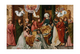 The Dormition of the Virgin Giclee Print by Hans Holbein the Elder