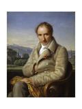 François Charles Hugues Laurent Pouqueville (1770-183) Giclee Print by Henriette Lorimier