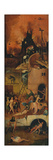 The Haywain (Triptyc) Right Panel, C. 1516 Giclee Print by Hieronymus Bosch
