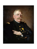Portrait of Joseph Joffre (1852-193), Marshal of France Giclee Print by Henri Jacquier