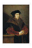 Portrait of Sir Thomas More, 1625-1630 Giclee Print