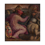 Allegory of San Miniato in Lower Valdarno, 1563-1565 Giclee Print by Giorgio Vasari