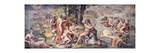 The First Fruits from Earth Offered to Saturn, 1655-1657 Wydruk giclee autor Giorgio Vasari