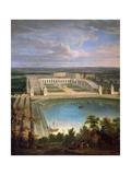 L'Orangerie Du Château De Versailles Giclee Print by Jean-Baptiste Martin